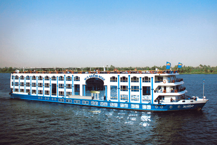 MS Grand Rose Nile Cruise